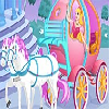 Princess Carriage Decoration