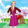 Springtime Fashionista Dress ..